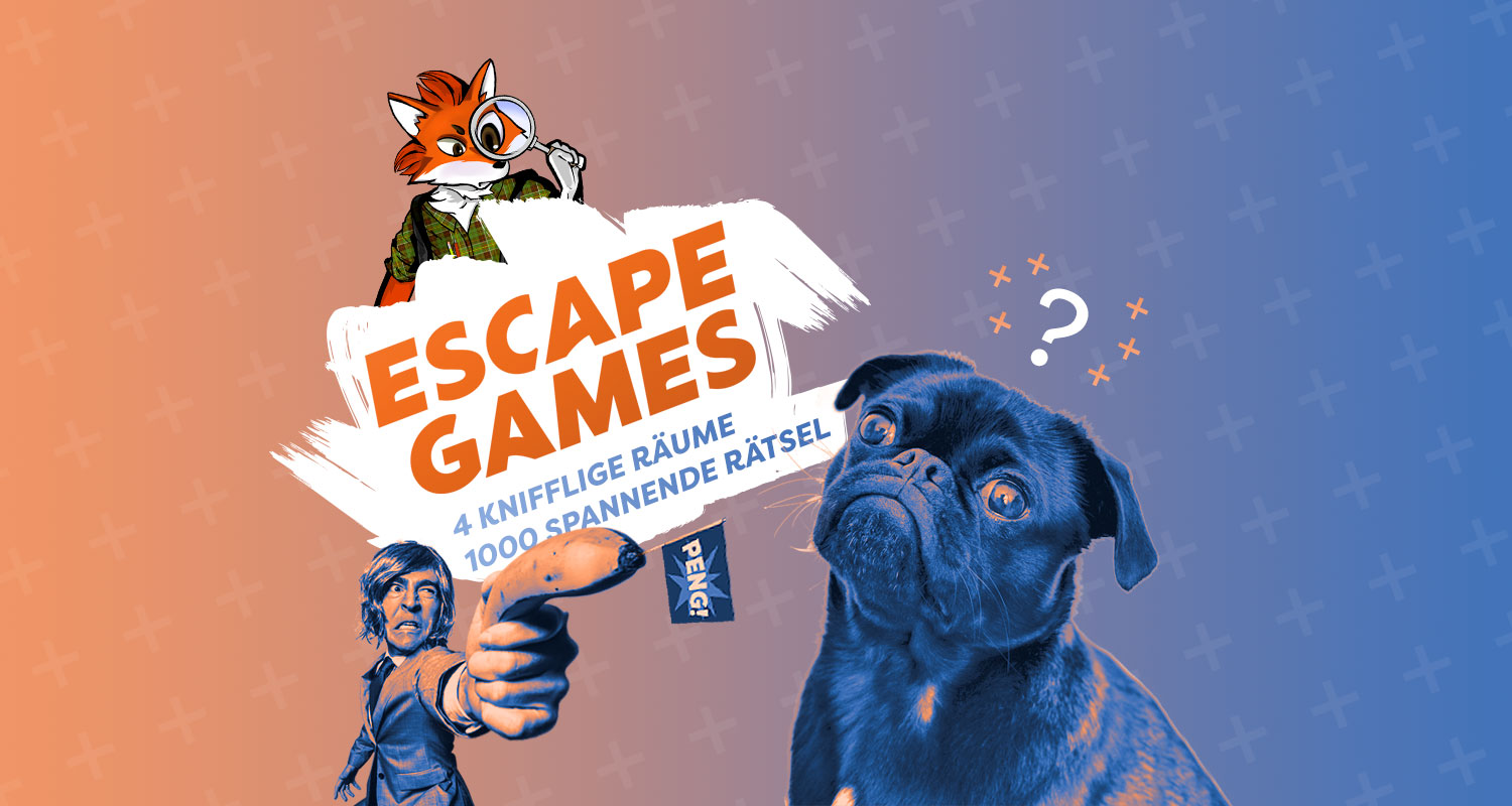 Black Fox World - Escape Games Headerbild